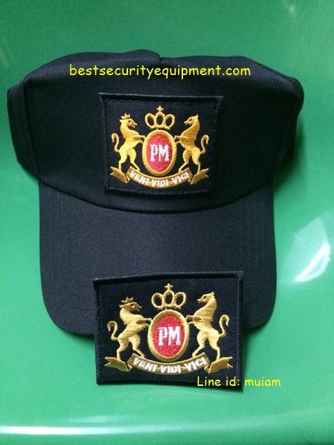หมวกปักโลโก้ (4)