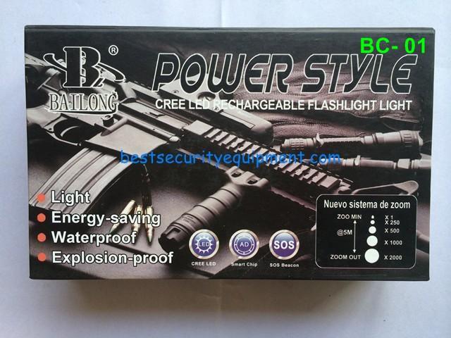 ไฟฉาย flashlight BC-1(1)