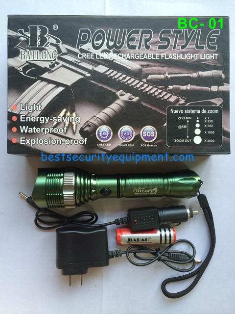 ไฟฉาย flashlight BC-1(2)