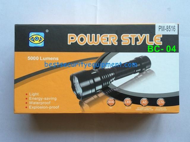 ไฟฉาย flashlight BC-4(1)