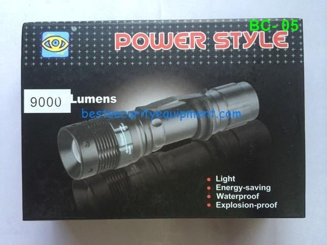 ไฟฉาย flashlight BC-5(1)
