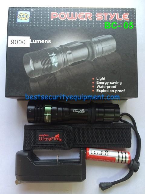 ไฟฉาย flashlight BC-5(2)