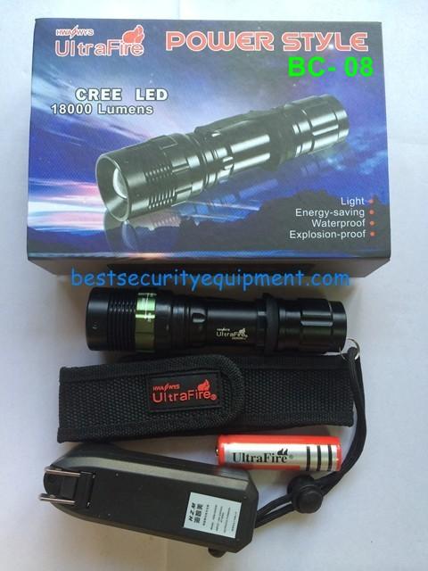 ไฟฉาย flashlight BC-8(2)