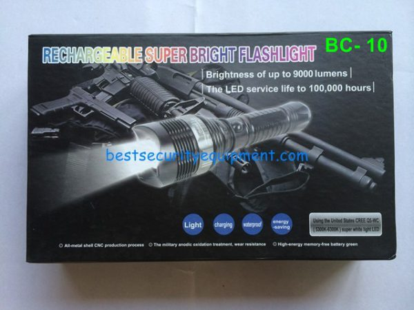 ไฟฉาย flashlight BC-10(1)