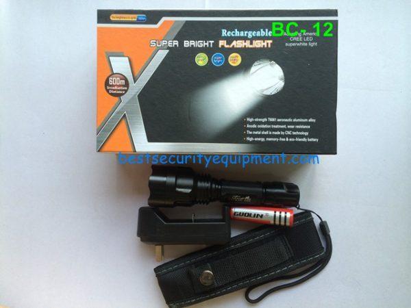 ไฟฉาย flashlight BC-12(2)