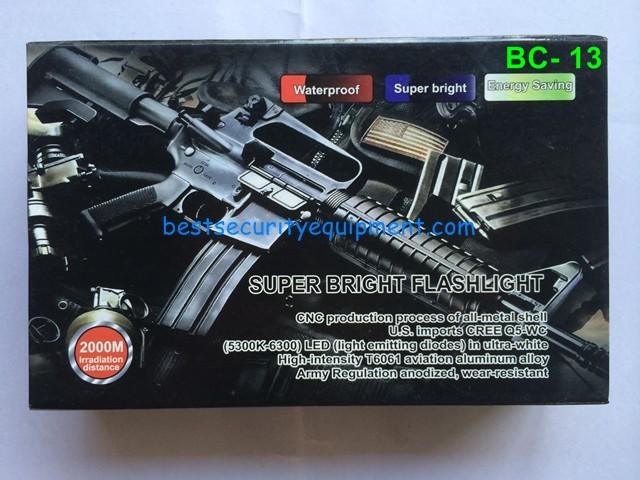 ไฟฉาย flashlight BC-13(1)