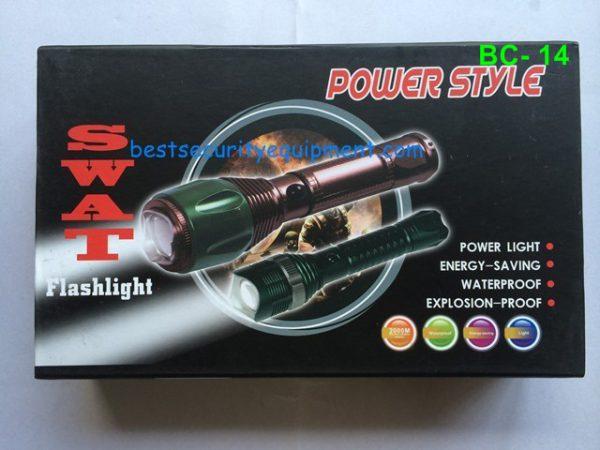 ไฟฉาย flashlight BC-14(1)