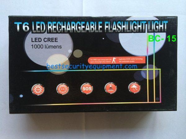 ไฟฉาย flashlight BC-15(1)