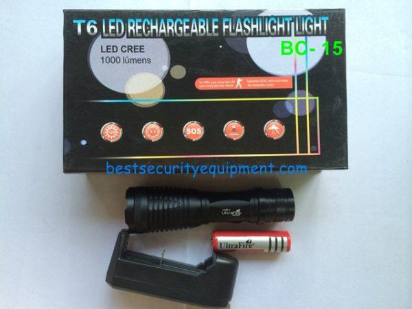 ไฟฉาย flashlight BC-15(2)