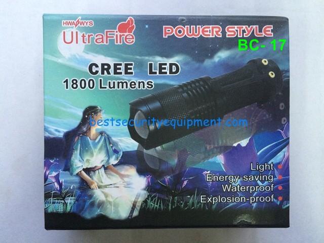 ไฟฉาย flashlight BC-17(1)