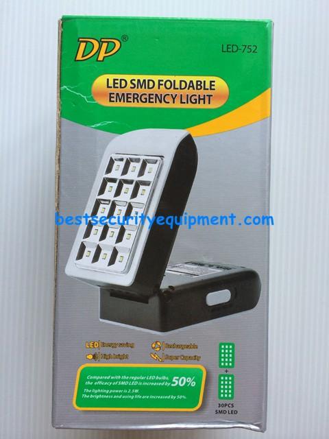 ไฟฉายฉุกเฉิน LED-752(1)