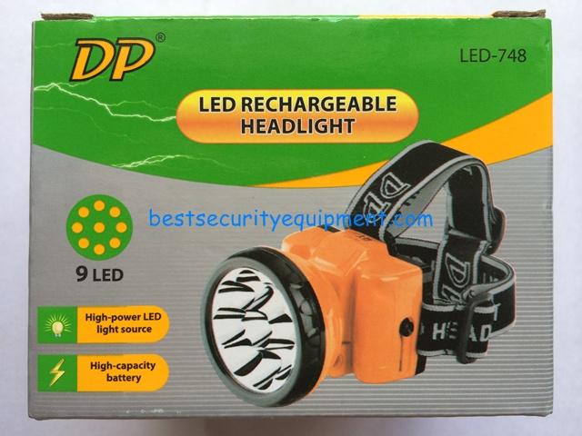 ไฟฉายคาดศีรษะ LED-748(1)