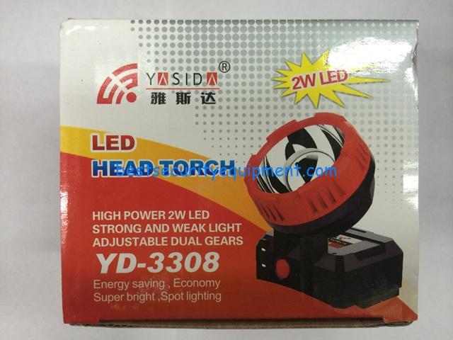 ไฟฉายคาดหัว YD-3308(1)