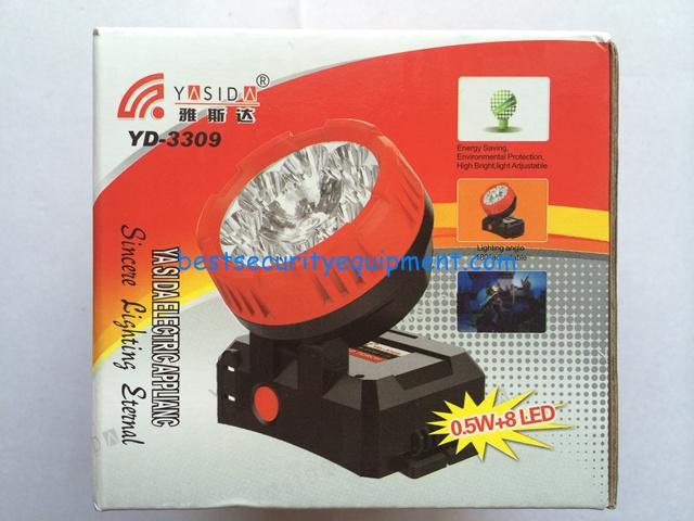ไฟฉายคาดหัว YD-3309(1)