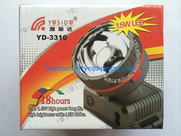 ไฟฉายคาดหัว YD-3310(1)