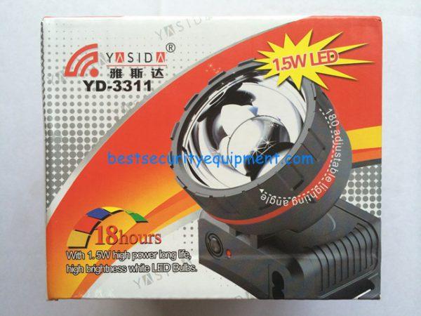 ไฟฉายคาดหัว YD-3311(1)
