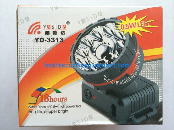 ไฟฉายคาดหัว YD-3313(1)