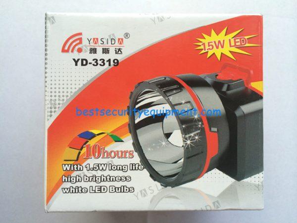 ไฟฉายคาดหัว YD-3319(1)