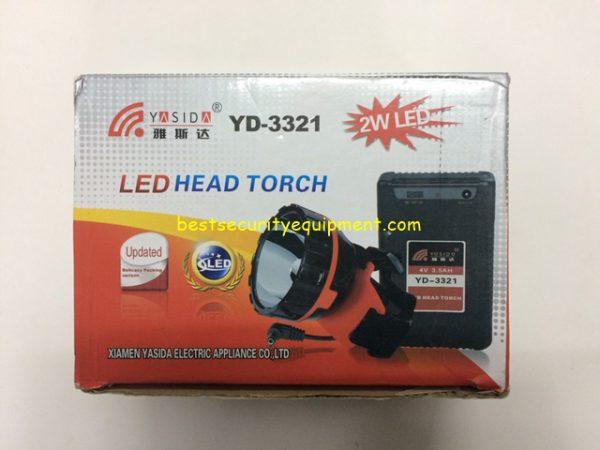ไฟฉายคาดหัว YD-3321(1)