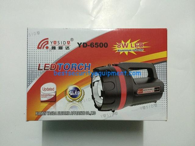 ไฟฉายสปอร์ตไลท์ YD-6500(1)