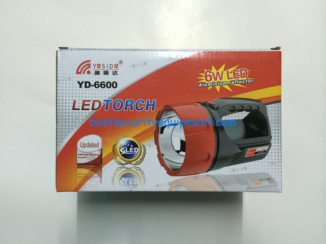 ไฟฉายสปอร์ตไลท์ YD-6600(1)