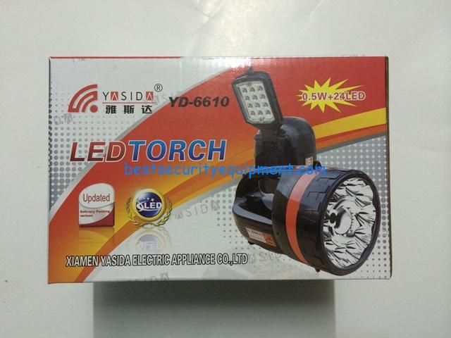 ไฟฉายสปอร์ตไลท์ YD-6610(1)