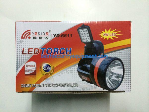 ไฟฉายสปอร์ตไลท์ YD-6611(1)
