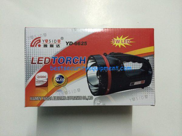 ไฟฉายสปอร์ตไลท์ YD-6625(1)