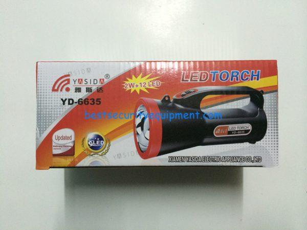 ไฟฉายสปอร์ตไลท์ YD-6635(1)