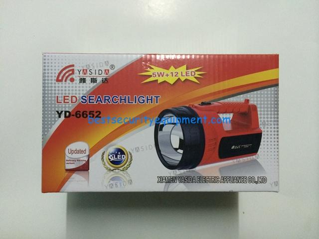 ไฟฉายสปอร์ตไลท์ YD-6652(1)