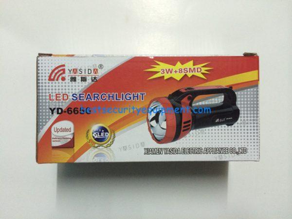 ไฟฉายสปอร์ตไลท์ YD-6656(1)