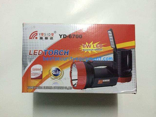 ไฟฉายสปอร์ตไลท์ YD-6700(1)