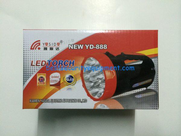 ไฟฉายสปอร์ตไลท์ YD-888(1)