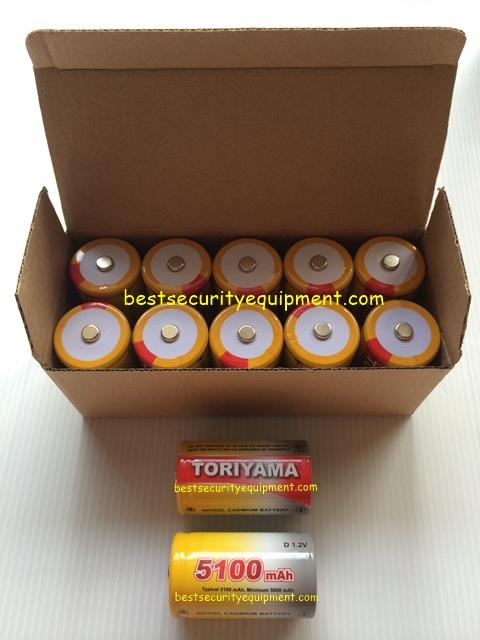 ถ่านชาร์จ TORIYAMA 5100-1
