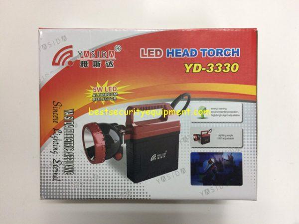 ไฟฉายคาดหัว YD-3330(1)