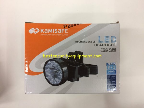 ไฟฉายคาดหัว KM-161(1)