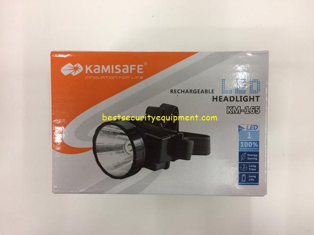 ไฟฉายคาดหัว KM-165(1)