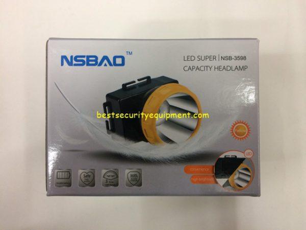 ไฟฉายคาดหัว NSB-3598(1)