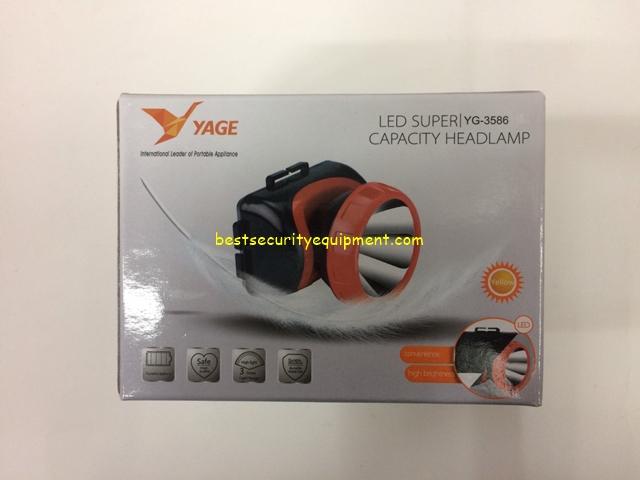 ไฟฉายคาดหัว YG-3586(1)