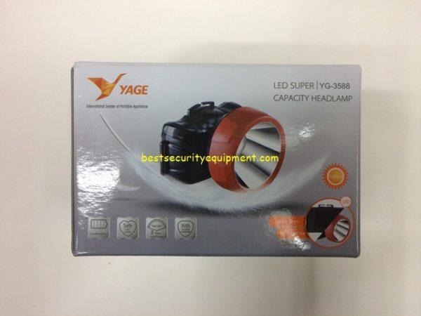 ไฟฉายคาดหัว YG-3588(1)