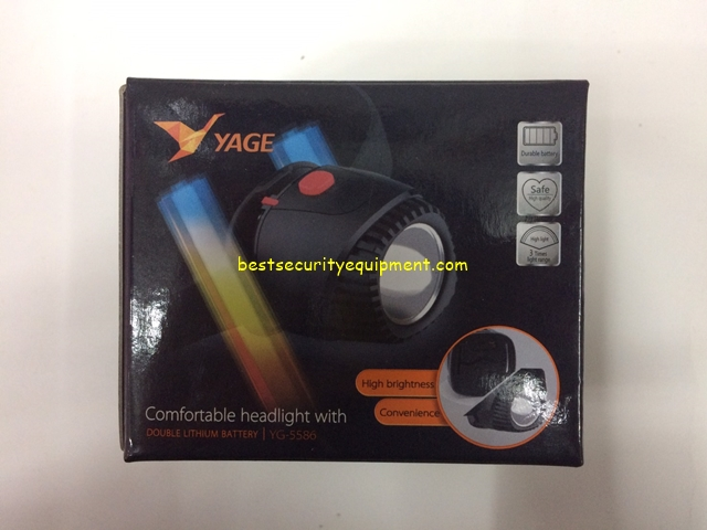 ไฟฉายคาดหัว YG-5586(1)