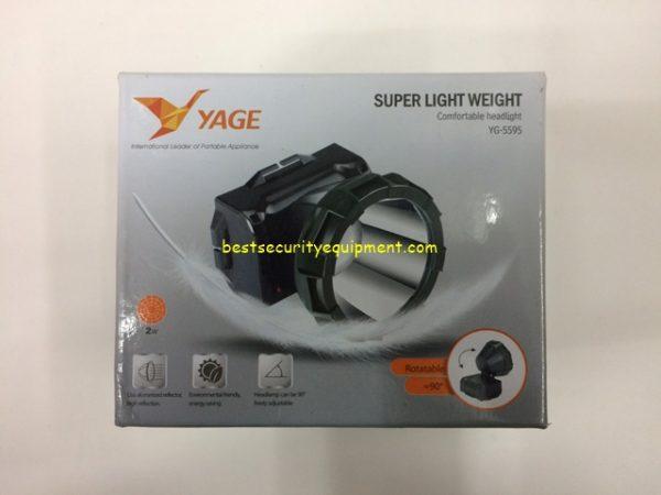 ไฟฉายคาดหัว YG-5595(1)