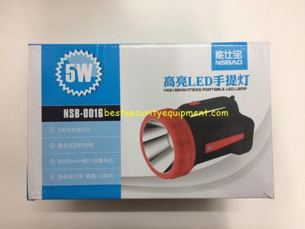 ไฟฉายสปอร์ตไลท์ NSB-0016(1)