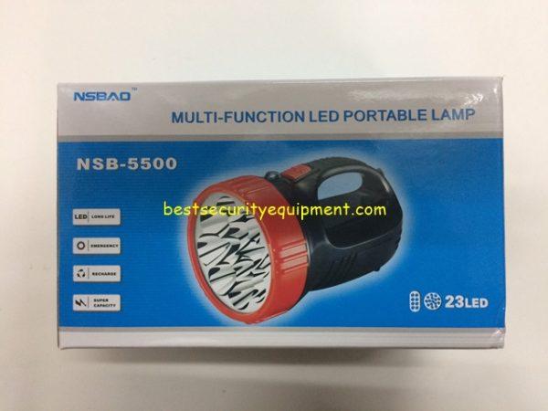 ไฟฉายสปอร์ตไลท์ NSB-5500(1)