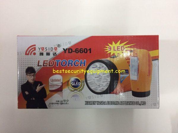 ไฟฉายสปอร์ตไลท์ YD-6601(1)