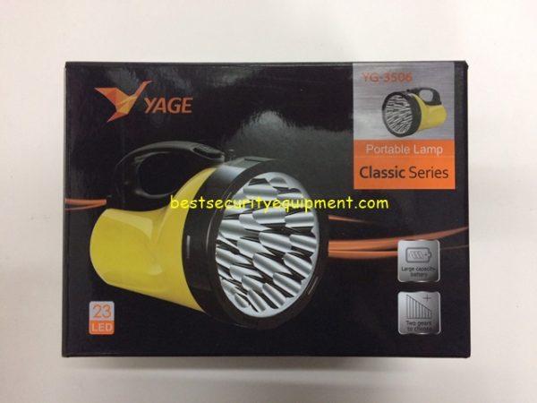 ไฟฉายสปอร์ตไลท์ YG-3506(1)