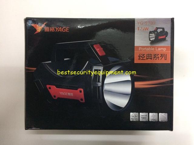ไฟฉายสปอร์ตไลท์ YG-5707(1)
