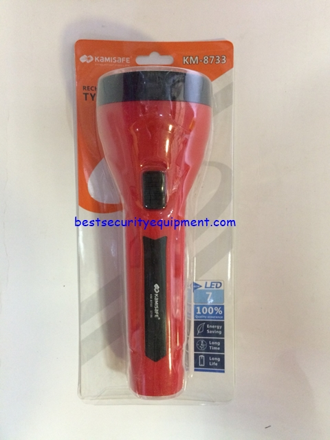 ไฟฉายชาร์จได้ KM-8733(1)