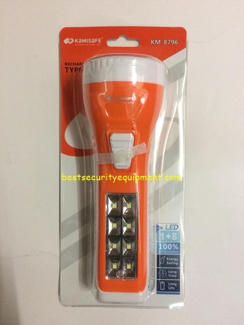 ไฟฉายชาร์จได้ KM-8796(1)