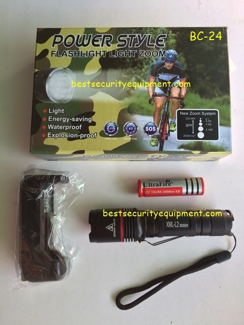 ไฟฉาย flashlight BC-24(2)